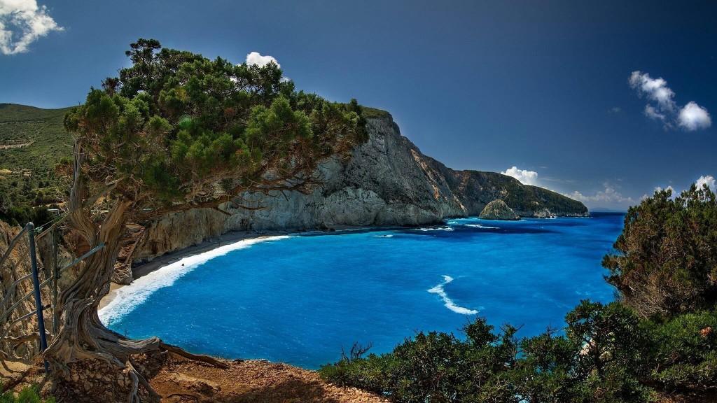 lefkada-beaches-porto-katsiki-hdr