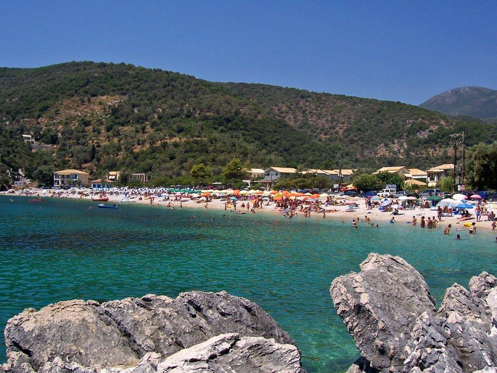 Lefkada-Beaches-Mikros-Gialos-Beach-5