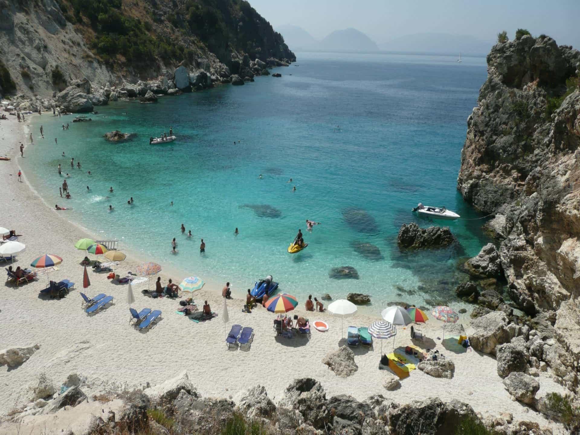 Lefkada Beaches - Lefkas Beaches - Lefkada beaches