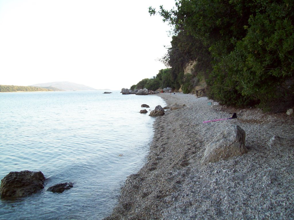lefkada-beaches-pasas-beach-long
