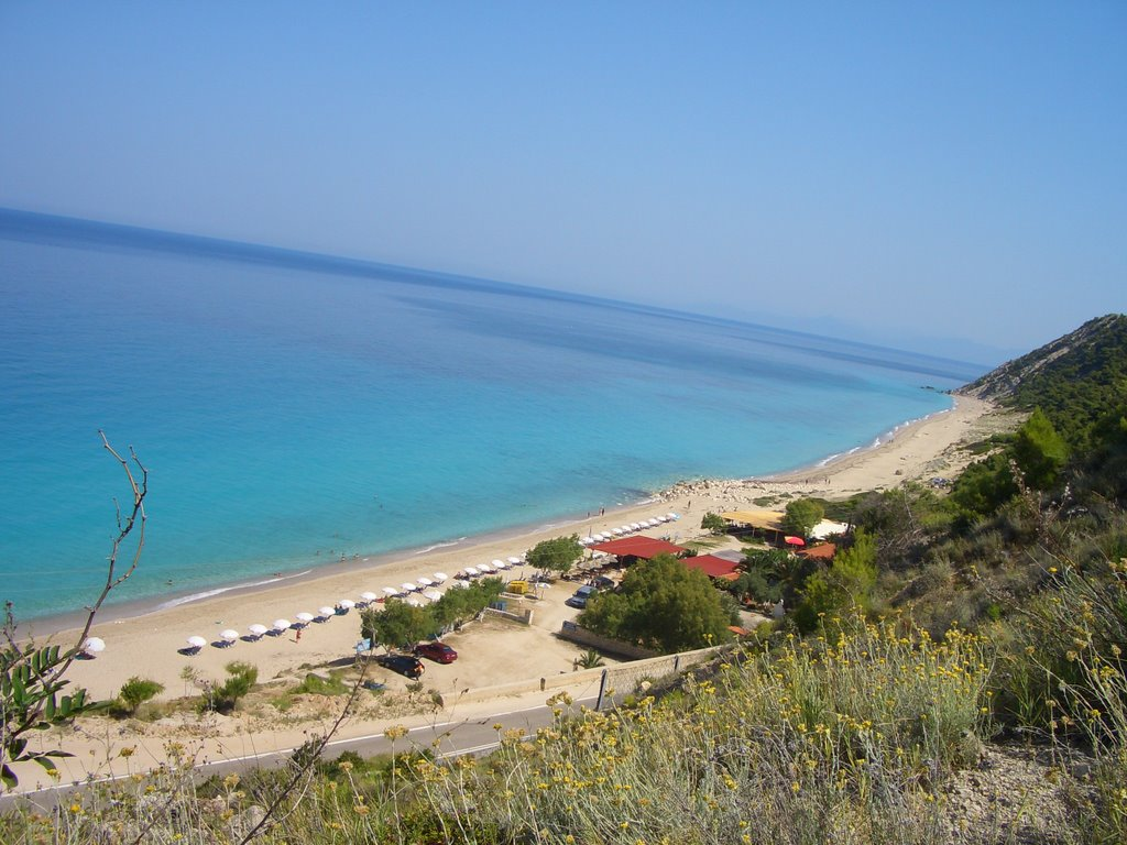 lefkada-beaches-pefkoulia-beach-2