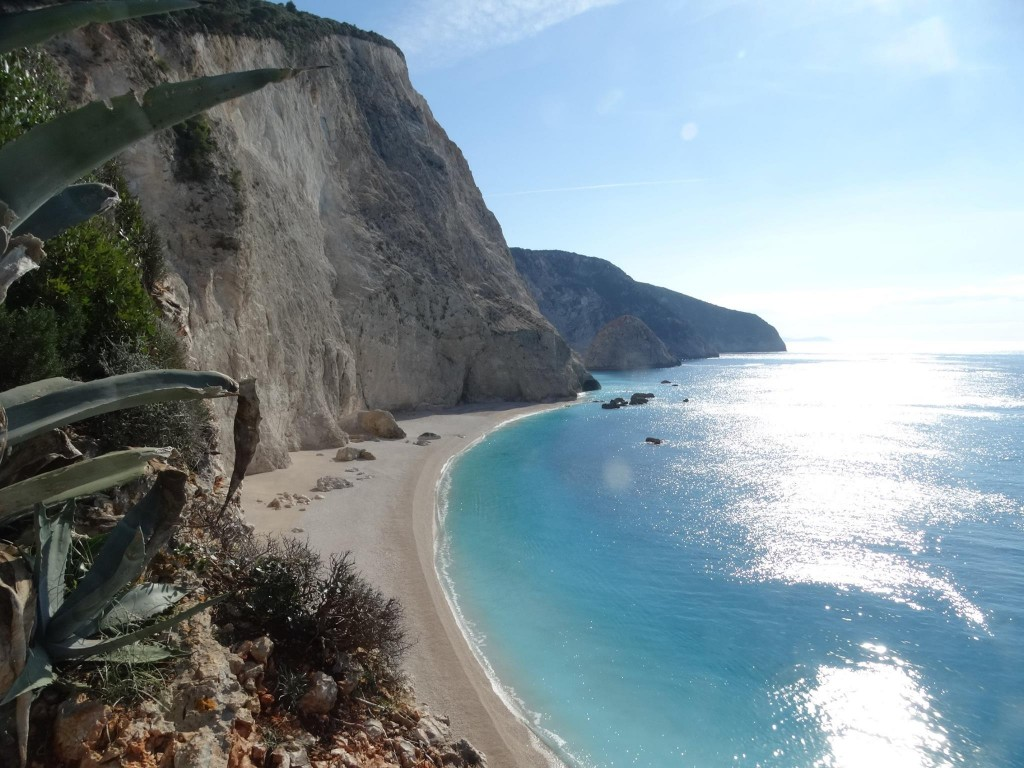 lefkada-beaches-porto-katsiki-beach-up
