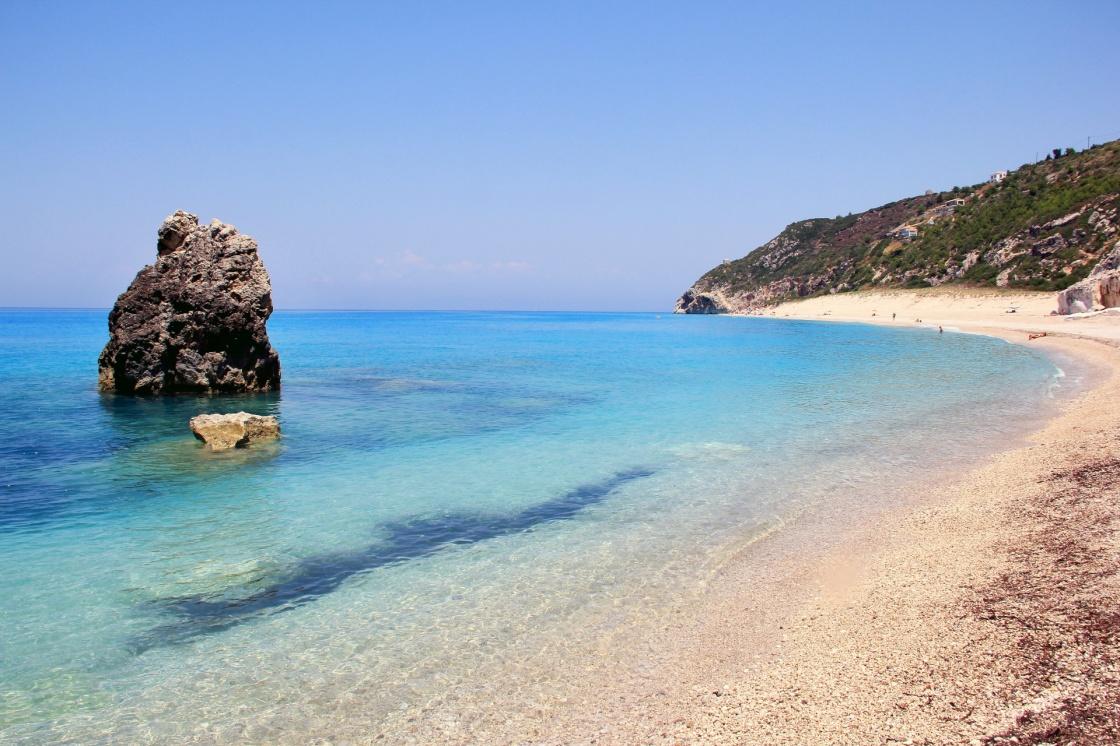 Lefkada-beach-milos