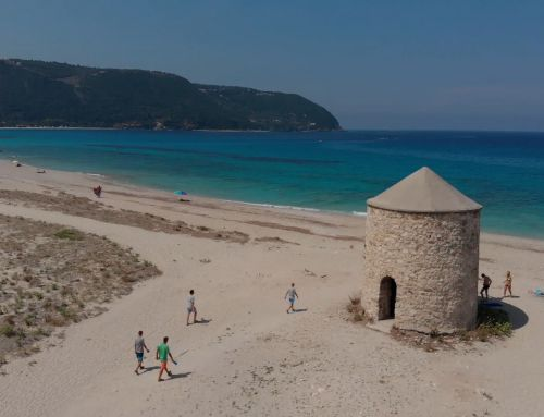 A GEM IN THE IONIAN WITH A LUSTROUS COASTLINE