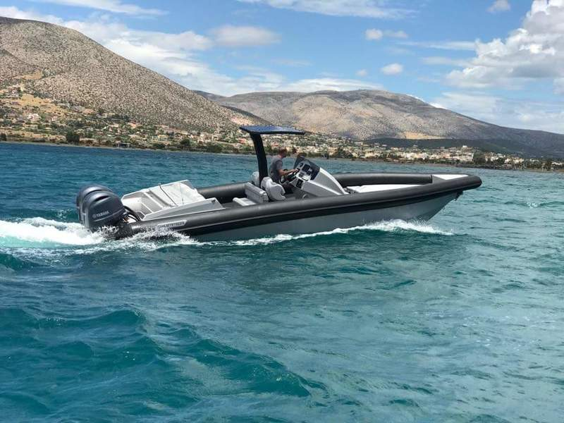 Lefkada beaches Concierge Services Rent Luxury Rib Boat