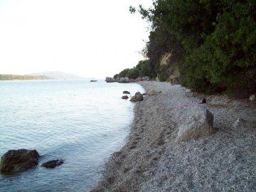 Lefkada beaches Pasa beach