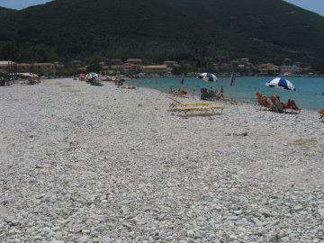Lefkada beaches Vassiliki beach